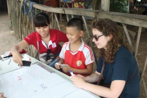 Teach English in Hanoi Village